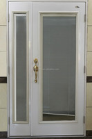 "Double Swing Entry Door Half Lite 36""-12"""