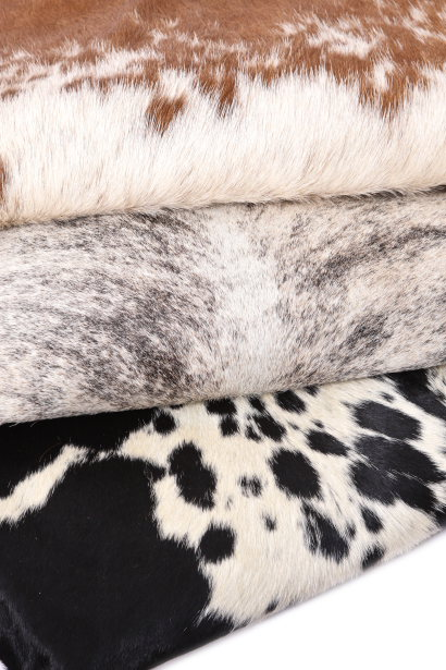 High quality Genuine Leather Nguni cow Hide