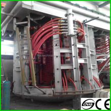 Melting Furnace / Industrial Electric Scrap Metal Melting Furnace / Medium Frequency Induction Melting Electric Furnace