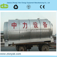 Waste plastic pyrolysis plant with free installation