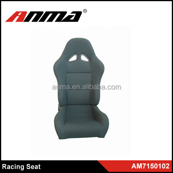 Supply Grey racing seat and car seat, hot sale