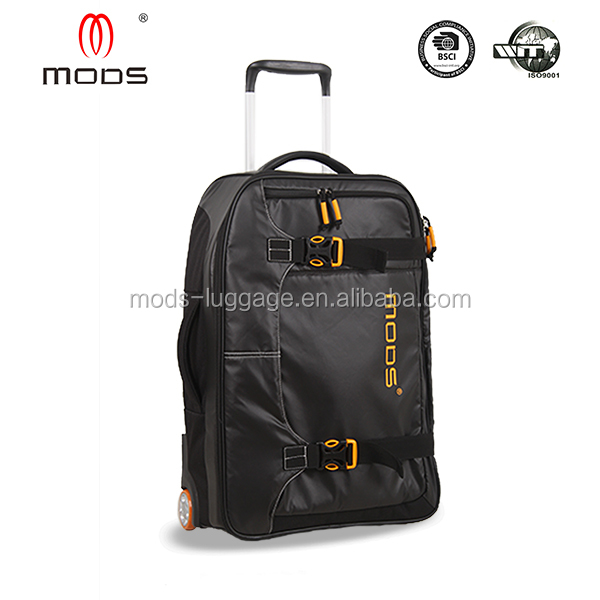 20 INCH SPORTS DESIGN LARGE CAPACITY GYM DUFFLE BAG TROLLEY DUFFLE BAG