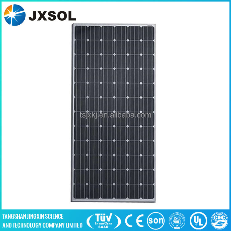 CHINA BEST 200w mono solar panels for off-grid and on-grid solar panel sytem for home