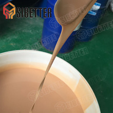 Environmental Life Casting Silicone Rubber for Fake Hand