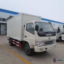 4*2 DONGFENG 5ton Van Truck for sale
