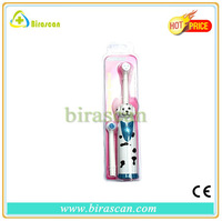 Cartoon design old children electric toothbrush