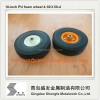 High quality puncture proof tyres 3.50-4