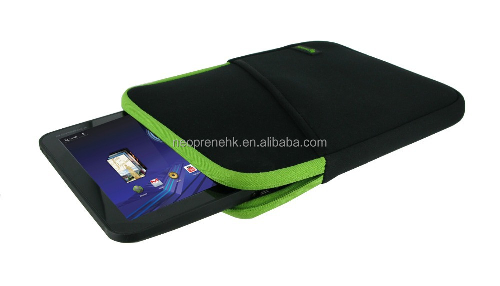 High Quality Printing Lining Neoprene Tablet Sleeve Tablet Case