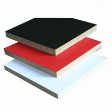 3mm plywood , HPL plywood , laminated plastic PVC plywood