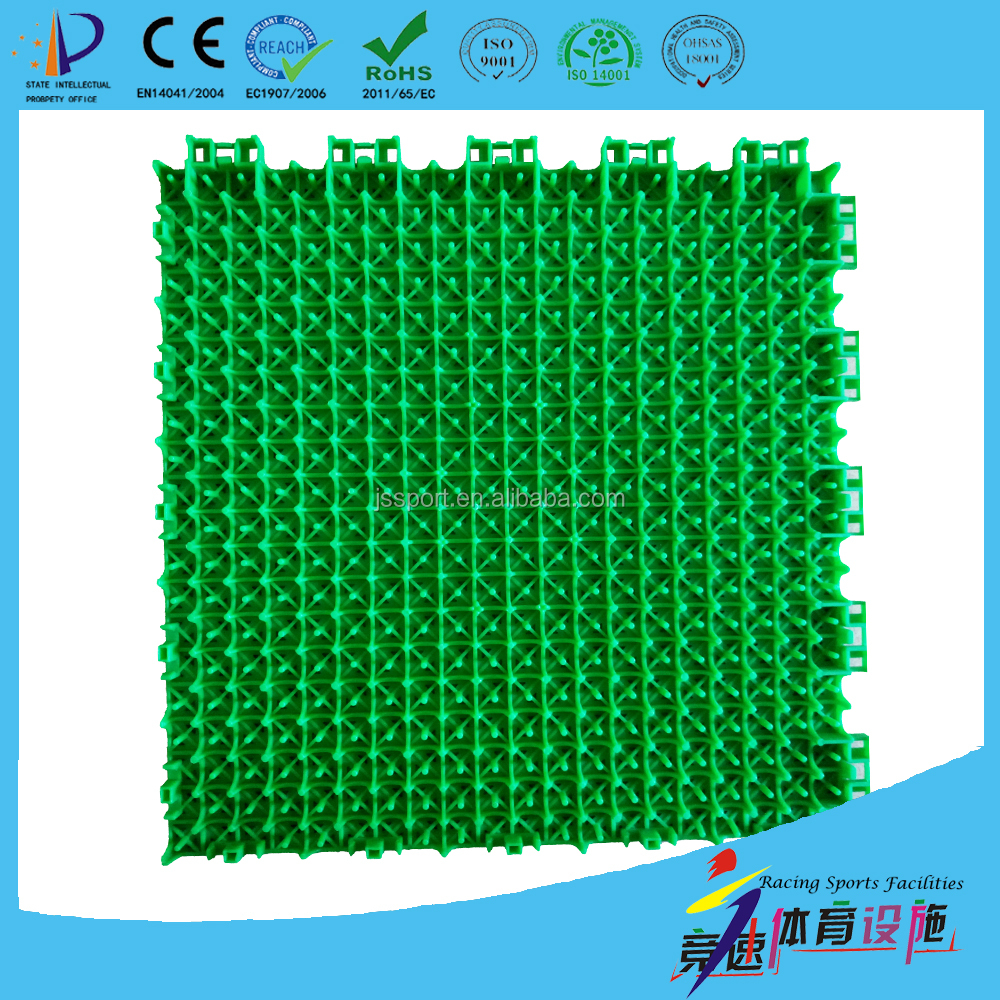 Kids plastic pp interlocking flooring