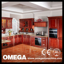 Solid wood kitchen,intergrated kitchen set