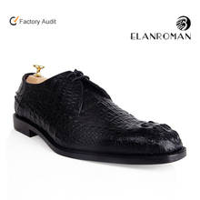 Black color python leather goodyear shoes wholesale shoes new york