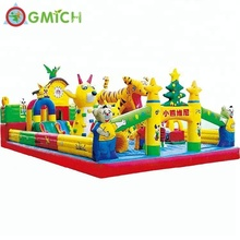 Gmich cheap kids PVC inflatable jumping bounce