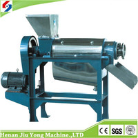 2015 Best Quality CE Approved Food and Vegetable Squeezing Machine