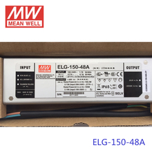 Meanwell 150ma LED Driver 48v IP65 ELG-150-48A LED Flood Light Driver Dimmable
