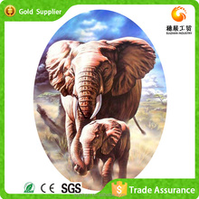 Semi-Precious Stone Crafts Elephant Diamond Painting DIY Cross Stitch