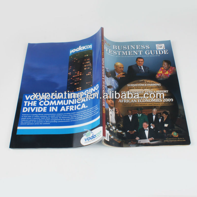 Hardcover or promotional printed softcover photo book printing