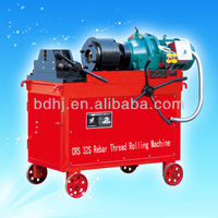 Steel Bar Thread Rolling Machine,Rebar Thread Making Machine