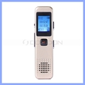 8GB USB Voice Control Sound Recorder Dual Microphone OLED Display Audio Recorder