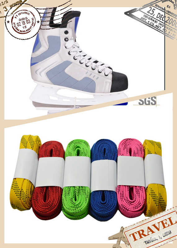 Mould tips wax skate laces