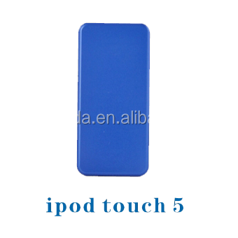 warranty phone case printing mould for Samsung Galaxy S3 phone with our mini 3D vacuum press machine