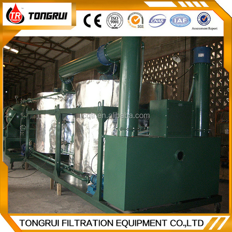 Direct Buy China Motor Oil Recycling Machine Best Selling