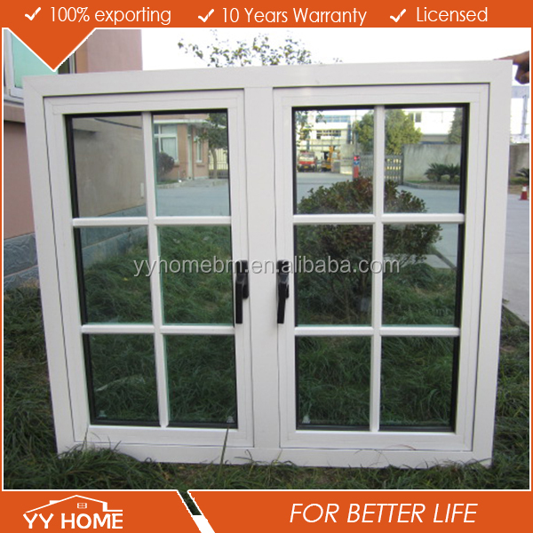 Yy home as2047 certificated german style windows with for Window in german