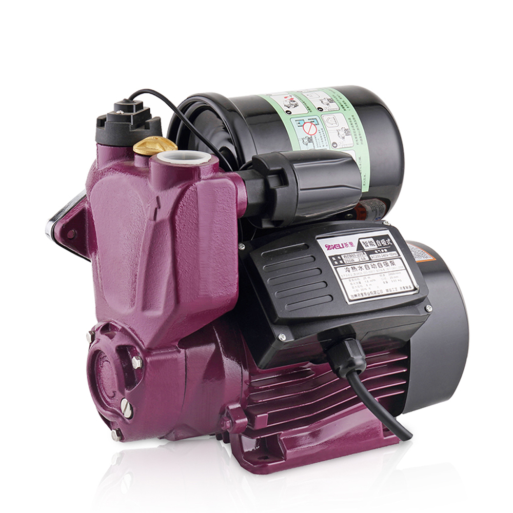 Best price automatic pressure control 220v electric self-priming domestic home booster water <strong>pump</strong>