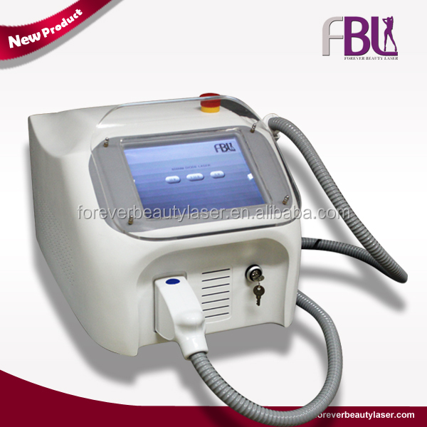 Forever Beauty Laser 808nm Diode Laser Epilator Home Use Machine