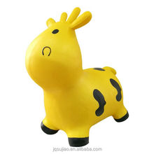cheap inflatable ride on animal toys inflatable jumping animal
