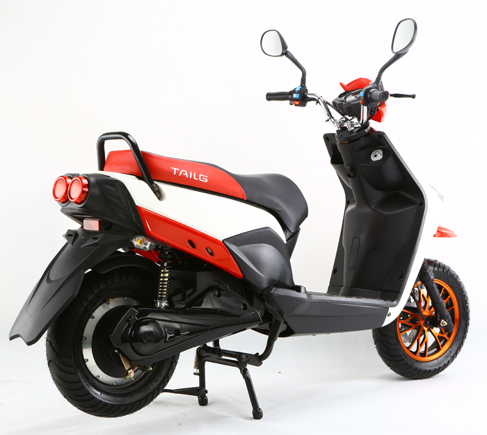 dongguan tailg 1500w cool electric scooter with ped 60v lead-acid battery pack electric motorcycle for sales TL1500DQT-EB