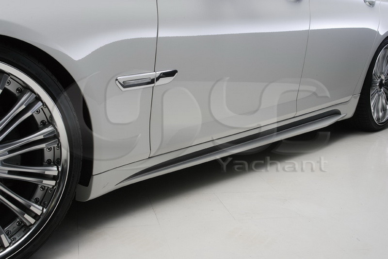 Trade Assurance FRP Fiber Glass Bodykit Fit For 2010-2015 7 Series F01 F02 WA Style Body Kit Bumpers Side Skirt Trunk Spoiler