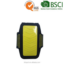 China manufactorer custom sports running armband mobile phone case