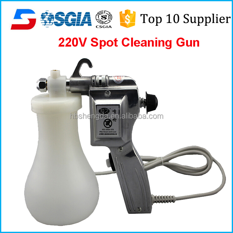 Factory price Electric Spot Cleaning <strong>gun</strong> for screen printing