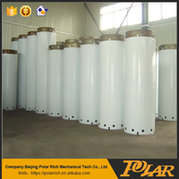 3 pe anticorrosive casing pipes for drilling rig