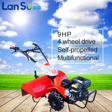 price farm machinery 3 point rototiller for tractor mushroom cultivation machine