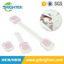 High quality child baby safety cabinet lock latch xiehe lock