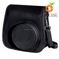 video camera case,camera leather case,outer travel bag Mini leather camera case