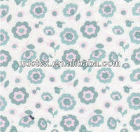 100% Cotton small floral printed fabric for bedding sheet
