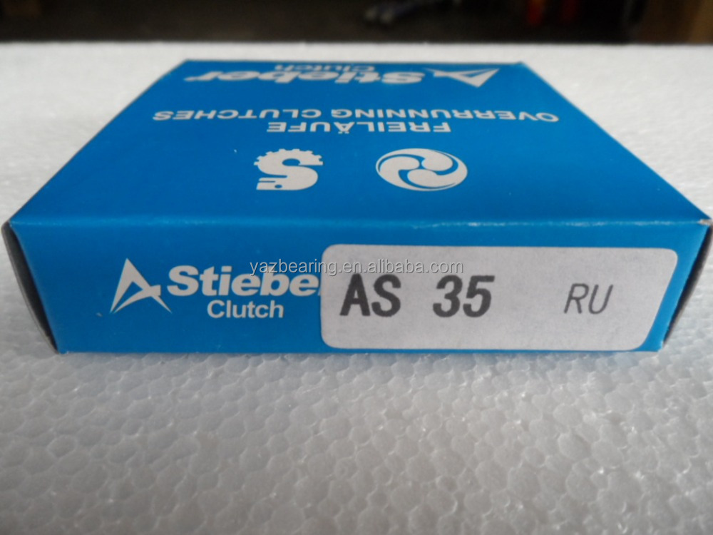 100% Original Germany Stieber High quality one way clutch bearings AS35