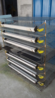 factory direct supply large quail cages, chicken cages HJ-QC400