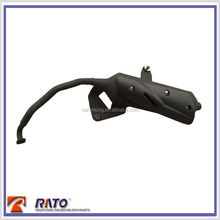 RATO MOTORCYCLE EXHAUST MUFFLER PARTS FOR suzuki king GS150 motorcycle