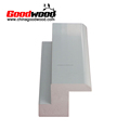 PVC Extrusion Quality Water-proof Faux Shutter Components