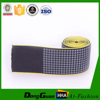 Wide Silicone Elastic Garment Tapes for clothing
