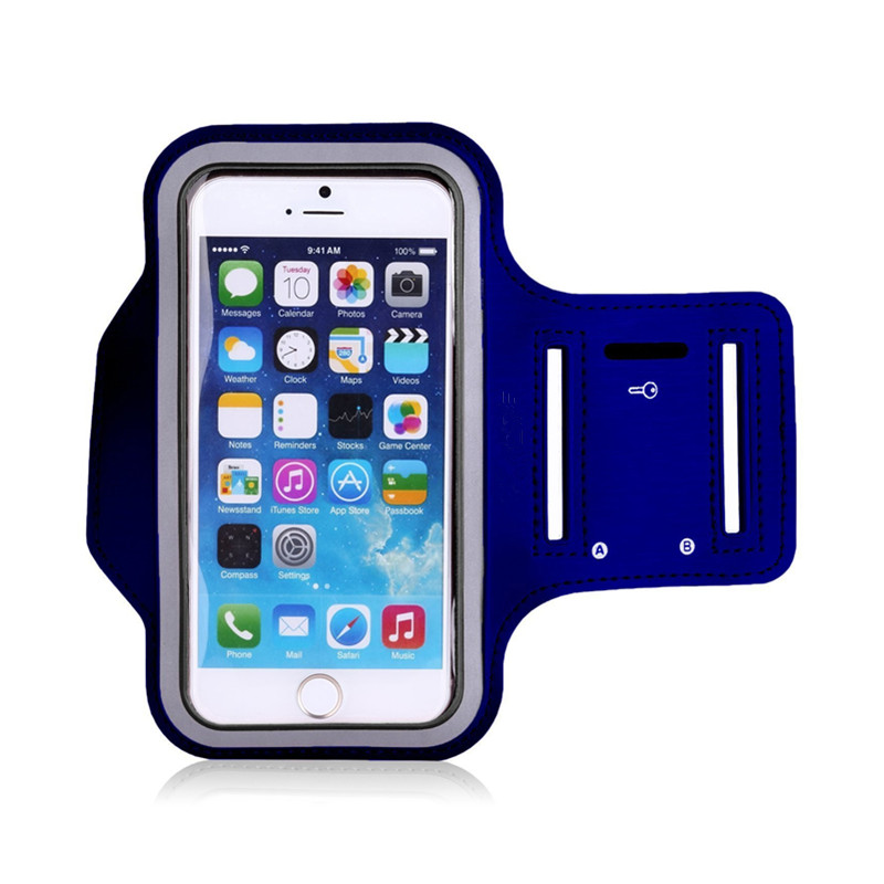 outdoor sports running arm band, wrist mobile phone