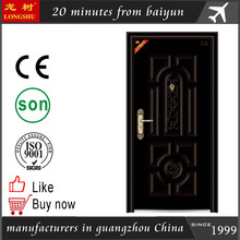 steel security door exterior front door foshan door