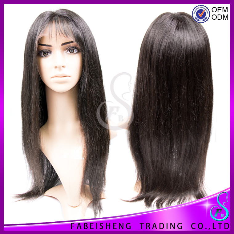 guangzhou FBS trading co. ltd human hair wig full lace wigs for black women body wave hair short hair curly wigs black