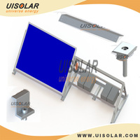 Ballasted Solar Mounting,flat roof PV mounting system