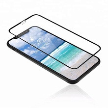 Free Sample 3D 9H Explosion Proof Tempered Glass Screen Protector For iPhone X