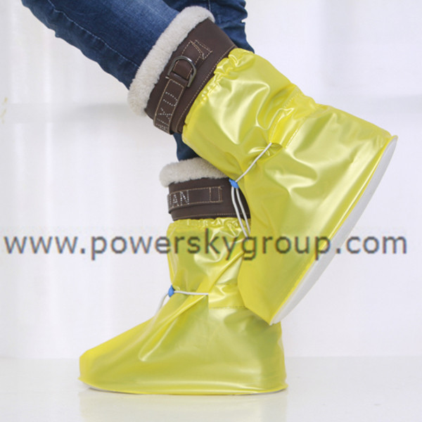 kids waterproof rain cover boots rain shoe covers